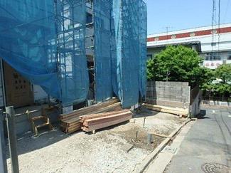 大田区上池台3丁目 新築戸建 2号棟 外観
