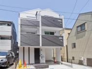 大田区東雪谷4丁目 新築戸建 1号棟 外観