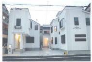 大田区東雪谷2丁目 新築戸建 2号棟 外観