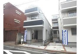 大田区南雪谷3丁目 新築戸建 1号棟 外観