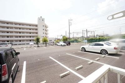 【駐車場】アップルハイツ