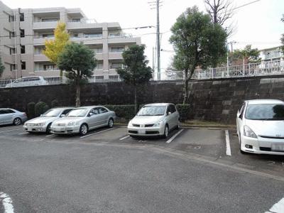 【駐車場】横浜パークタウンE棟