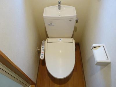【トイレ】パルクテラッセ