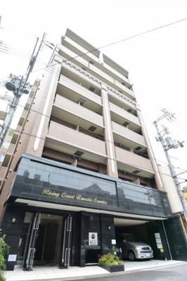 【外観】ライジングコート梅田サンライズ