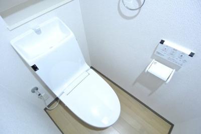 【トイレ】オーパスグラン谷町