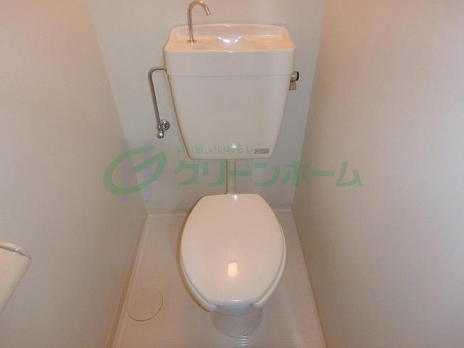 【トイレ】パルコア真田山Ⅱ