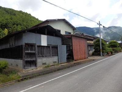 【外観】氷上町香良中古住宅