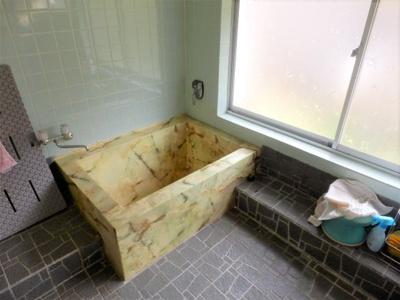【浴室】氷上町香良中古住宅