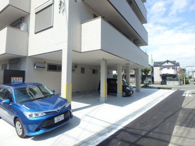 【駐車場】SKY RESIDENCE