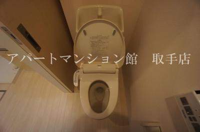 【トイレ】リシェス グラース