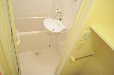 【浴室】レオパレス未来