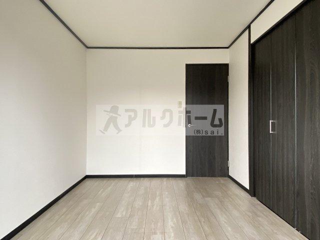 ラディーチェ 洗濯機置場