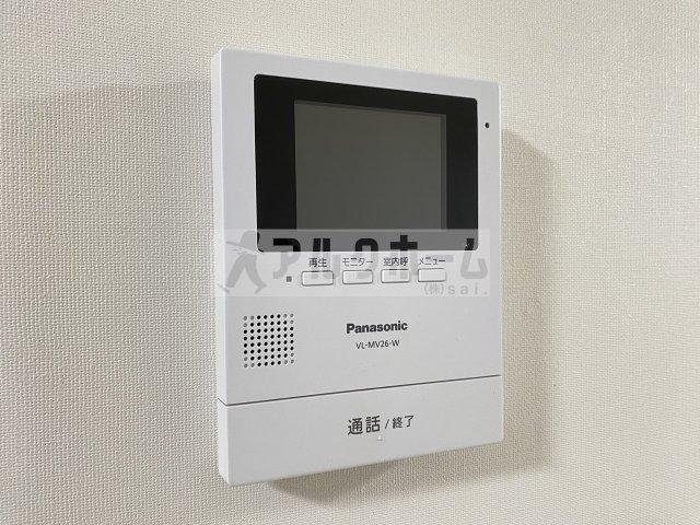ラディーチェ 内階段