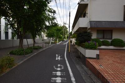 【周辺】市ヶ谷外濠アーバンライフ