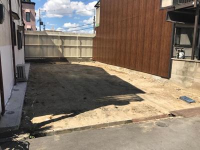 【前面道路含む現地写真】グラッド・タウン島頭1丁目 新築戸建て