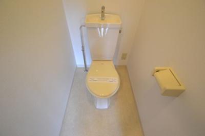 【トイレ】メープル神戸本山