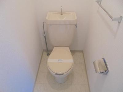 【トイレ】サンライズマンション