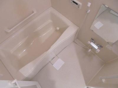 【浴室】レスタジア南田辺