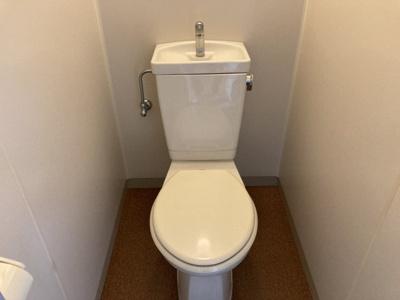 【トイレ】第二柏原マンション
