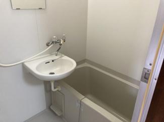 【浴室】第二柏原マンション