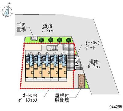 【区画図】スナイプ