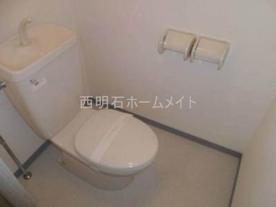 【トイレ】カステルA