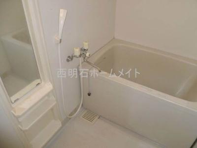【浴室】カステルA