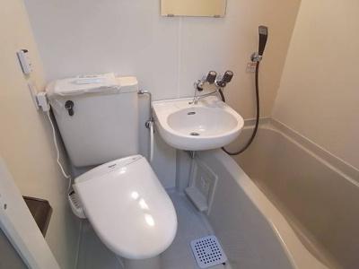 【浴室】西明石ヤングパレスⅡ