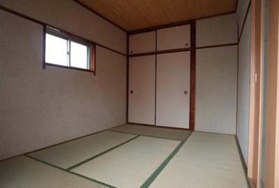 【寝室】新田マンション