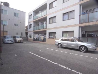 【駐車場】エスポワール富田