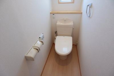 【トイレ】クレバハウス