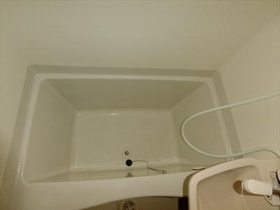【浴室】コーポ麦