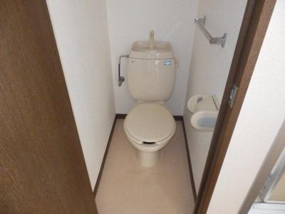 【トイレ】メゾン野坂