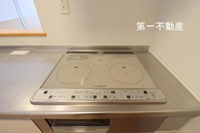 【キッチン】ベルフォーレ