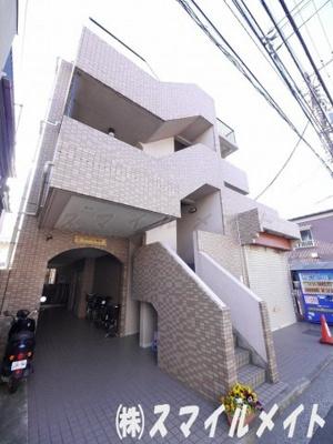 マンションの中でも最も優れた構造の鉄筋コンクリート造です。