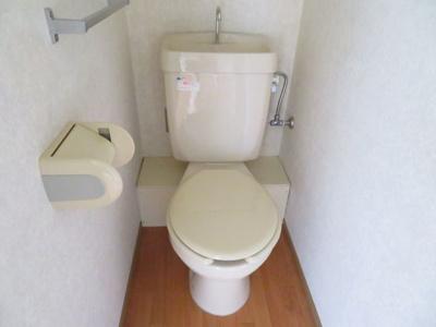 【トイレ】シティーハイムMIRAI