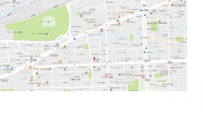 【地図】今ショールーム