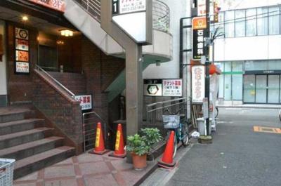 【外観】堺東駅5分!北瓦町 店舗地下1階