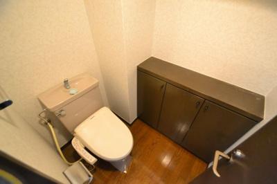 【トイレ】オリーブテラス