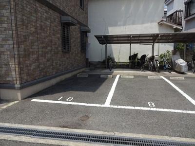 【駐車場】フロール・デ・セレッソ