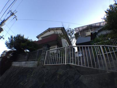 【外観】北新町 貸家