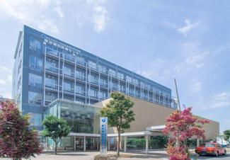 東京都大田区仲六郷3丁目新築戸建 2号棟 東京蒲田医療センターが近くにあります。大きな病院が近くにあるのは安心材料ですね。