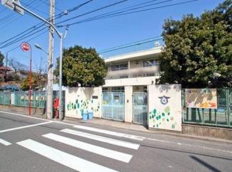 東京都大田区西六郷2丁目新築戸建 2号棟 高畑保育園まで約徒歩8分です。