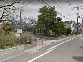 東京都大田区西六郷2丁目新築戸建 1号棟 西六郷3丁目公園です。お子様ものびのび遊ぶことができます。