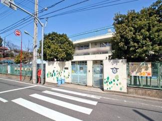 東京都大田区西六郷2丁目新築戸建 1号棟 高畑保育園です。徒歩で約8分です。