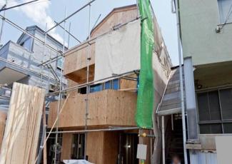大田区大森南2丁目 新築分譲住宅 全2棟 【B号棟】 外観