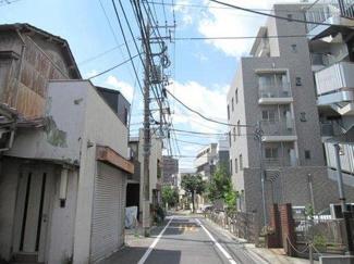 大田区大森北六丁目の新築戸建 現地写真