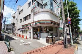 大田区山王1丁目 新築戸建 コンビニ