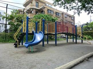 大田区中央3丁目 新築戸建 さくら通り3丁目公園