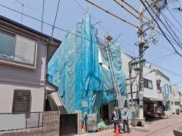 大田区矢口2丁目 新築戸建 NO.1 外観